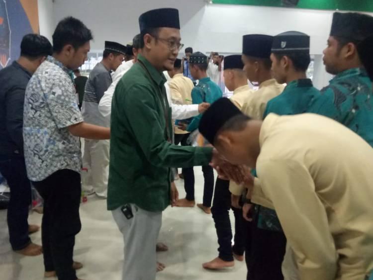 Tingkatkan Silaturahmi, PT Angkasa Pura II Sulthan Thaha Jambi Gelar Buka Puasa Bersama