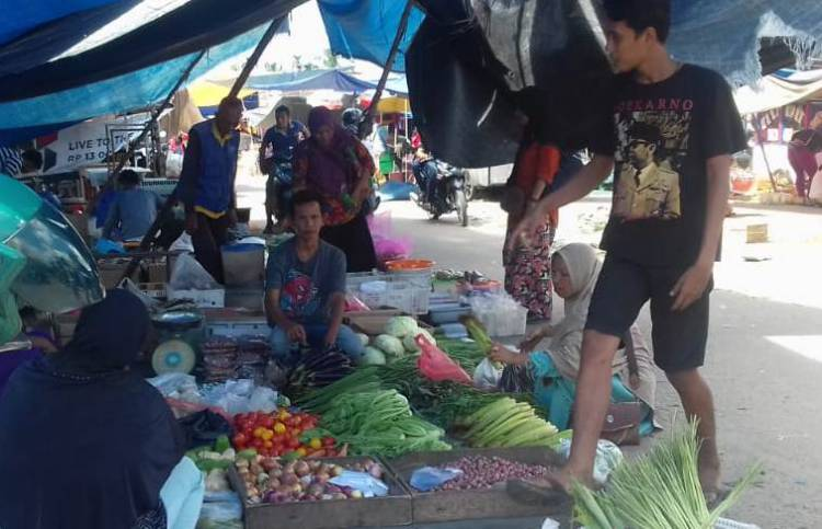 Daya Beli di Pasar Sengeti Menurun, Ternyata Ini Penyebabnya…