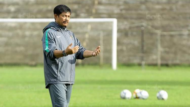 Indra Sjafri Panggil Pemain-Pemain Anyar untuk Timnas U-23 Indonesia