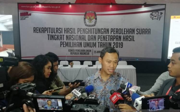 KPU Siapkan 60 Pengacara Hadapi Gugatan Pemilu 2019