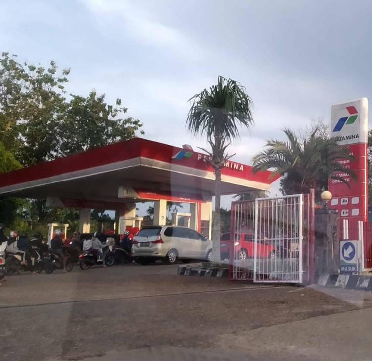 Dugaan SPBU Oplos Bahan Bakar, Wawako: Tim Satgas Disperindag Segera Telusuri