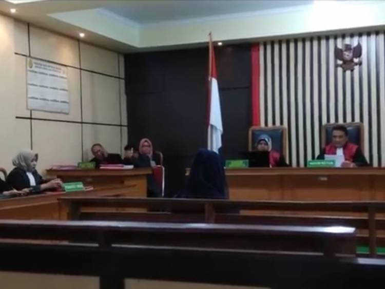 Wanita di Jambi Ini Kembali Dipenjara 2,6 Tahun Gegara Membongkar Rumah Kosong