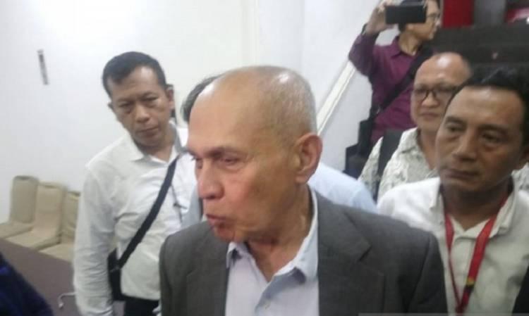 Polisi Selidiki Kaitan Dugaan Kivlan Zen dengan Pembunuh Bayaran