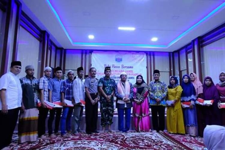 Bupati Masnah Sambut Kunjungan Safari Ramadhan Gubernur Jambi Fachrori Umar
