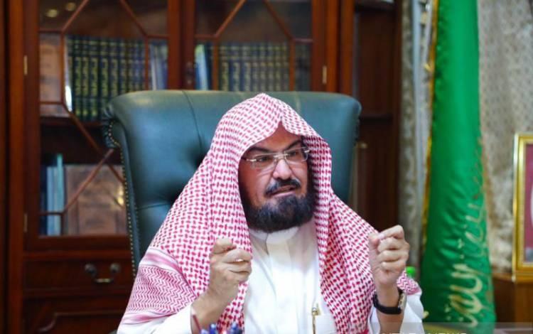 Syeikh Assudais: Serangan Bandara Abha Melanggar Syariah