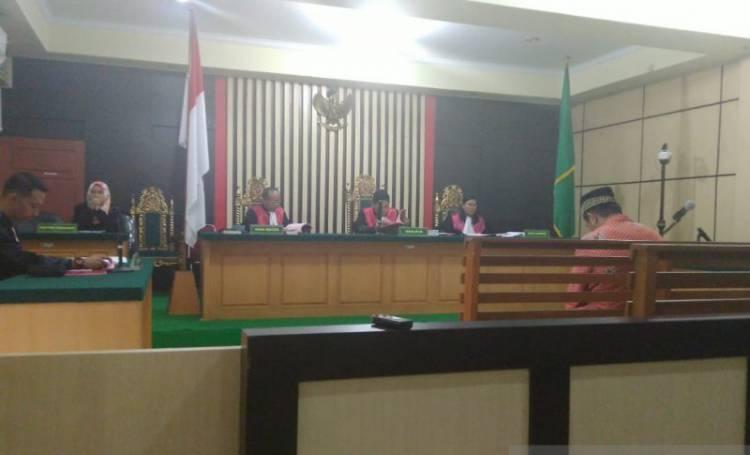 Makelar CPNS di Muarojambi Dituntut Hukuman 18 Bulan Penjara