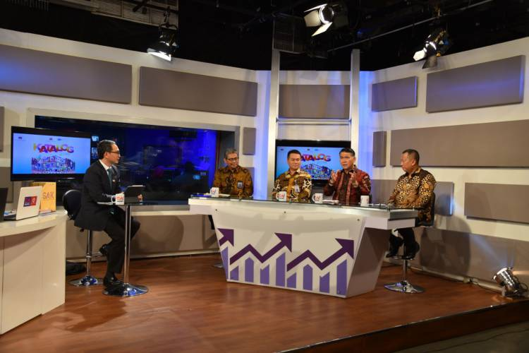 Wakili Walikota se-Indonesia, Fasha Bicara Akuntabilitas Keuangan di Era 4.0