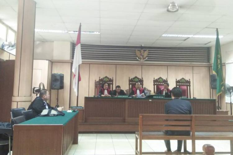 Ivan Cekik Anggota KPPS Jakut Divonis Hukuman Percobaan, JPU Banding