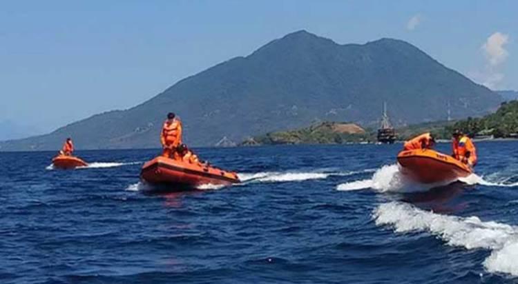 KM Nusa Kenari Tenggelam Dua Tewas, Lima Hilang