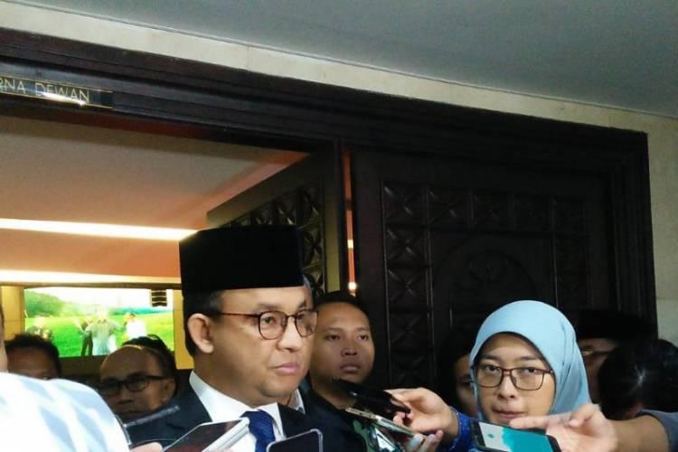 FPDIP: Langkah Anies Terbitkan IMB Salahi Prosedur