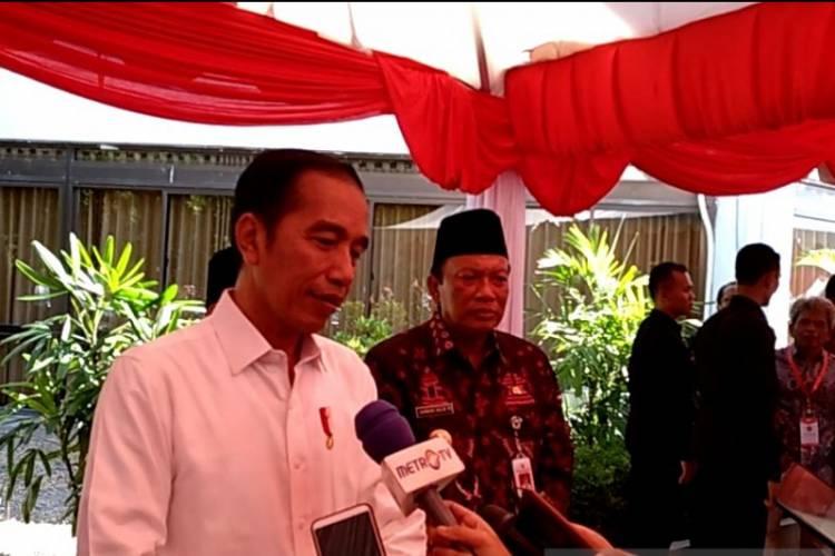 Jokowi: Masalah PPDB Zonasi Perlu Dievaluasi