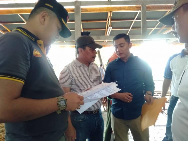 Pendirian Bangunan di Danau Sipin, Walikota Jambi: Ikuti Peraturan yang Ada!