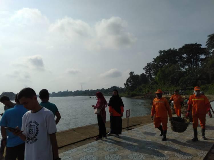 Disiapkan Lomba Dayung Nasional, Begini Langkah Wako Jambi Bersihkan Danau Sipin