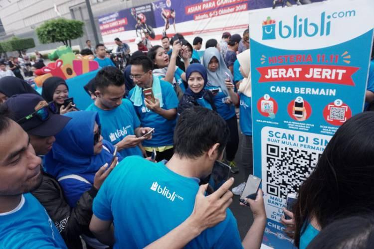 Blibli.com Dukung Pelaku Usaha Lokal, Kompetisi The Big Start
