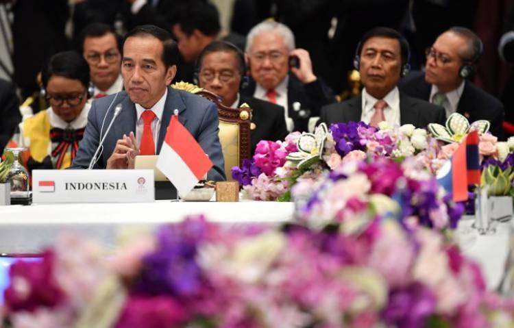 Pemimpin Asean Sepakat Adopsi Outlook Asean Tentang Indo-Pasifik