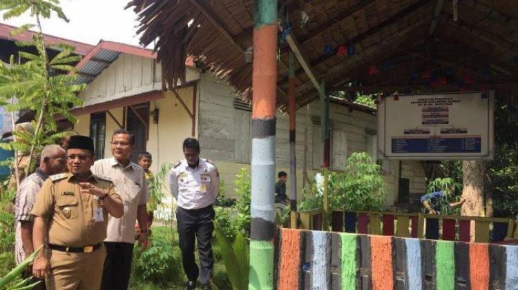 Wawako Cek Kampung Bantar dan KB, Persiapan Lomba Kota Sehat Tingkat Nasional