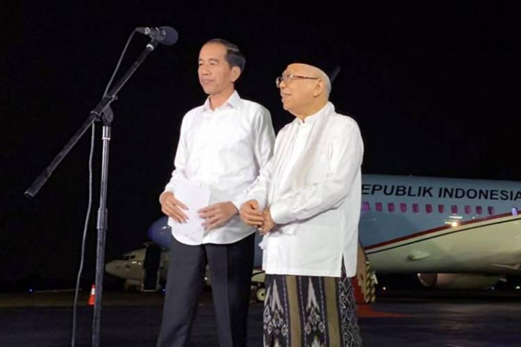 Jokowi Berjanji Lagi Jadi Presiden Bagi Seluruh Rakyat, Tanpa Kecuali