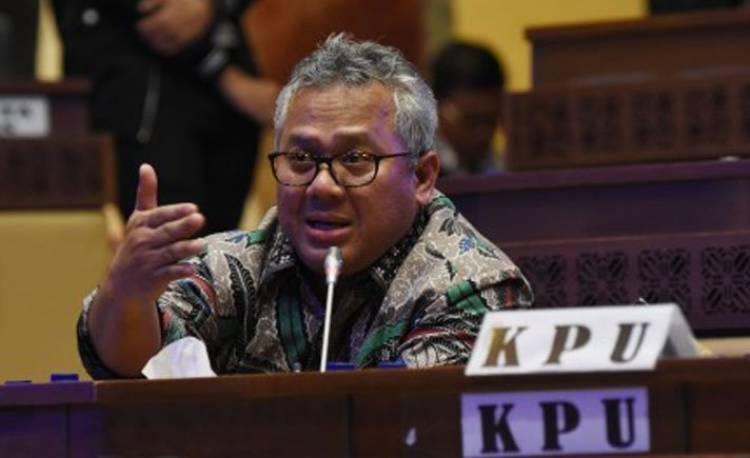 KPU Tetapkan Jokowi Capres Terpilih Minggu