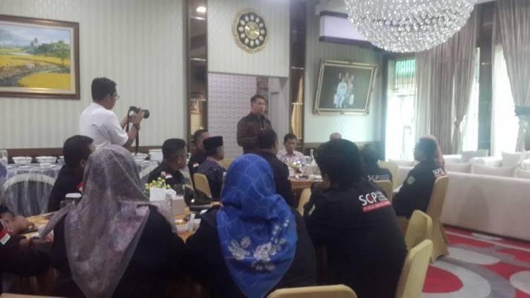 25 ASN Pemkot Jambi Belajar ke Singapura, Walikota Jambi Beri Wejangan