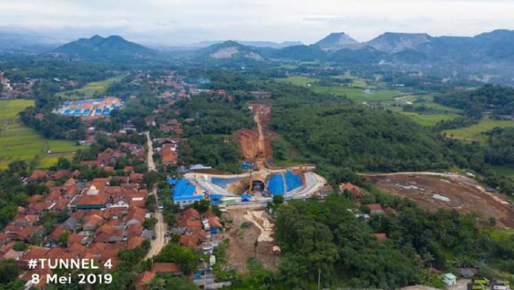 Tak Berizin di Bandung Barat, Begini Nasib Kereta Cepat Indonesia China?