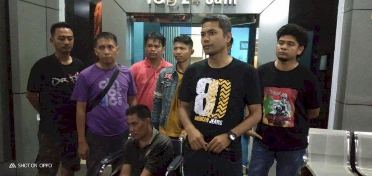 Sempat Duel dengan Polisi, Karim Tumbang Kena Peluru Panas