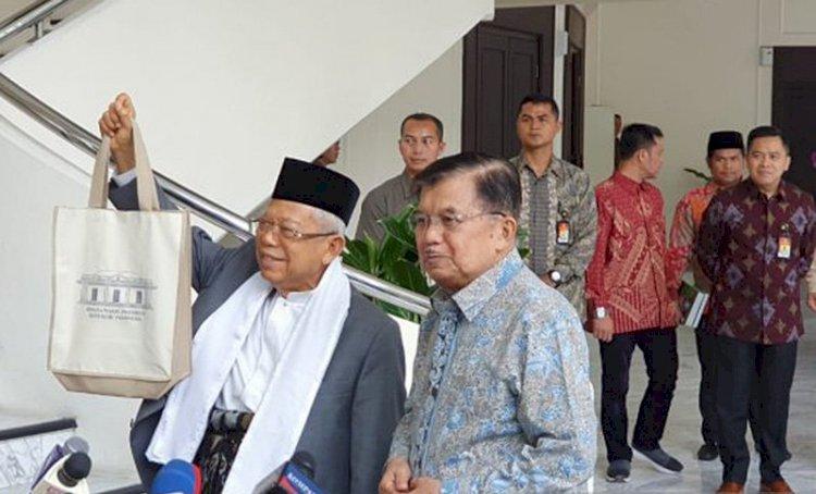 Wapres JK Minta Pimpinan KPK yang Tidak Asal Main Tangkap!