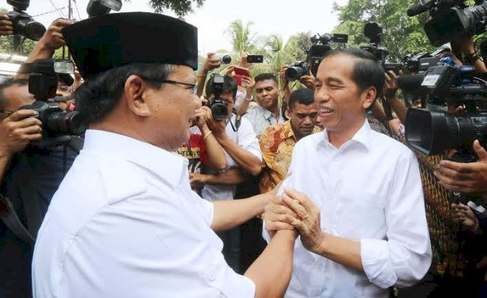 Jokowi Disarankan Temui Prabowo Lebih Dulu