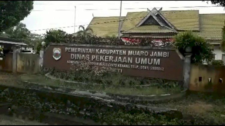 Kontrak DAK Telat, DPUPR Muaro Jambi: Yang Rugi Daerah Sendiri