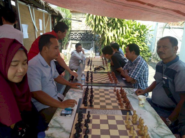 Open Turnamen Fun Chess PCPS Jambi 2019, Pecatur Master Nasional Jambi Turun Gunung