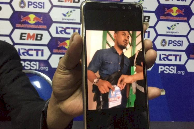 Bawa Senpi Ofisial PSM Makassar Diamankan Polisi