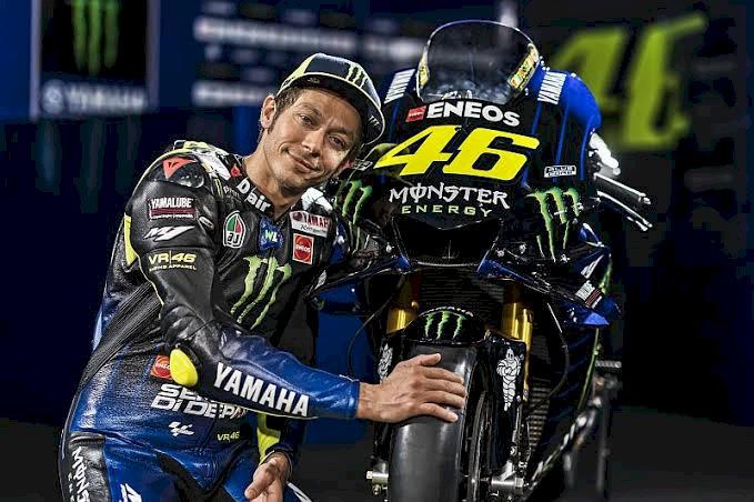 Rossi Mengaku Musim Ini Sangat Berat