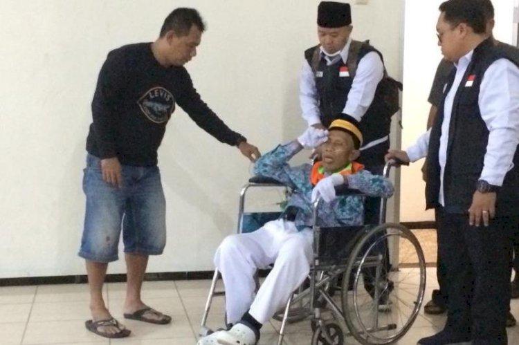 Kena Serangan Jantung, Calon Haji Tasikmalaya Gagal Berangkat