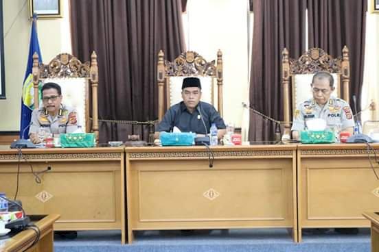 Dewan Hearing Bahas Pendirian Empat Polsek di Muarojambi