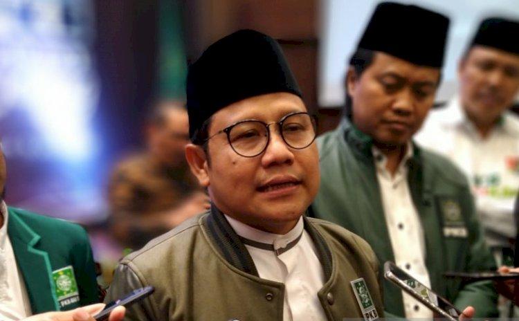 Cak Imin Tertarik Jabatan Ketua MPR Daripada Menteri