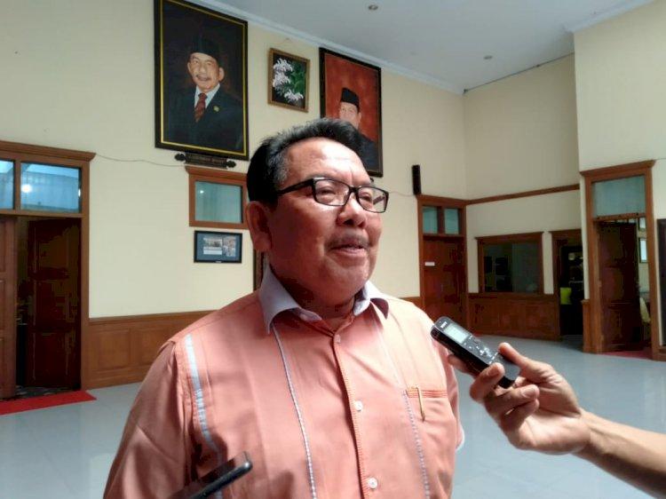 Al Amin Nasution Merapat Sejumlah Parpol, Tajuddin: Amin Itukan Numpang di Jalan