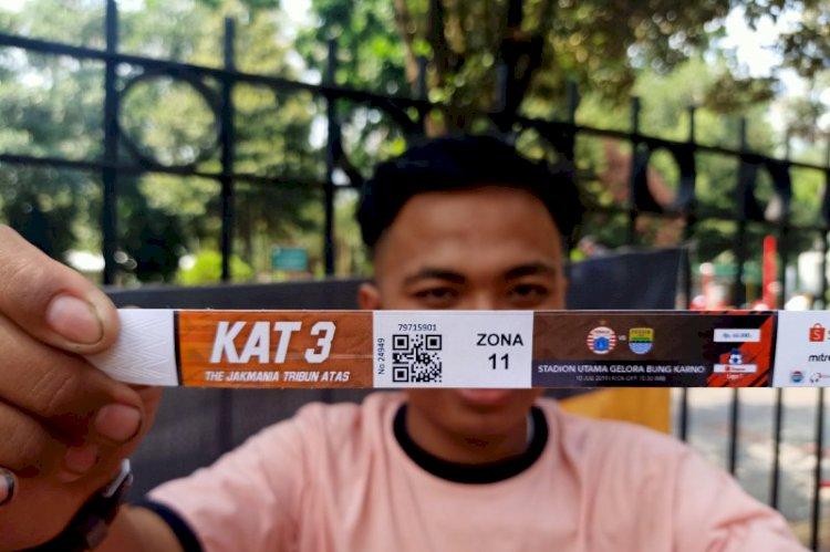 Suporter Persija Minta Rivalitas Jangan Merusak Citra Sepakbola Indonesia