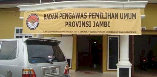 Bawaslu Provinsi Jambi Siap Berikan Keterangan di MK