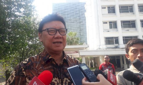 Tjahjo Kumolo PANGGIL Wagub Kepri, Pasca Sang Gubernur Ditahan KPK
