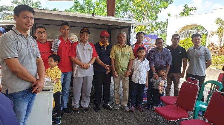 Kajari Muaro Jambi dan 52 Orang Lakukan Donor Darah dalam Agenda HBA ke-59