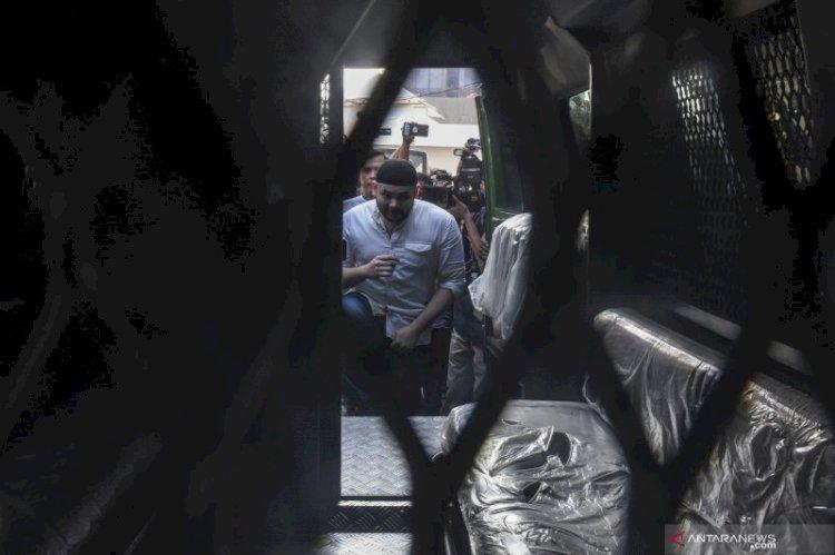 Ridho Rhoma Jalani 8 Bulan Penjara di Rutan Salemba