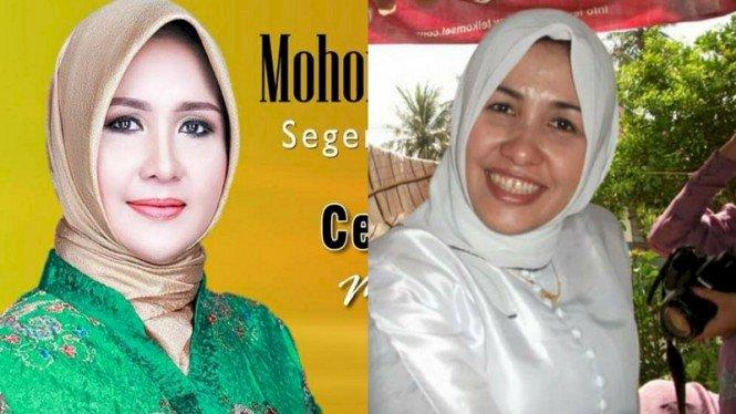 Dikalahkan Evi, Farouk Muhammad Persoalkan Foto Rekayasa Agar Lebih Cantik di MK