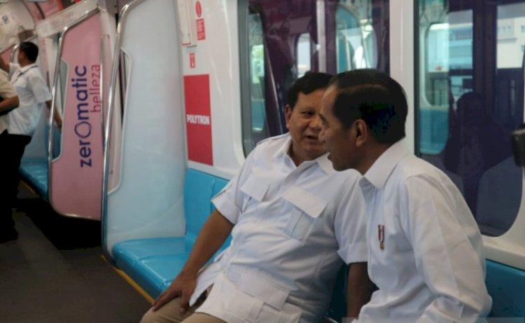 Menhub Ungkap Insiator Pertemuan Jokowi-Prabowo