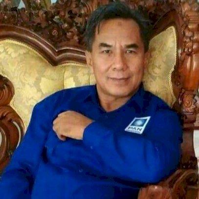 H Rahman Resmi Diajukan DPP PAN untuk Cawagub Jambi
