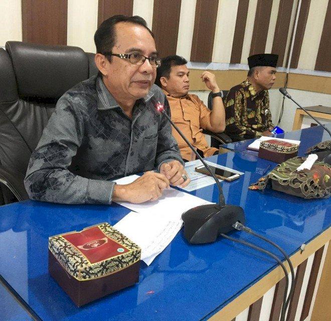 Terkait PKL Bandel, Dewan Kota Sepakat Kasih Sanksi Tegas