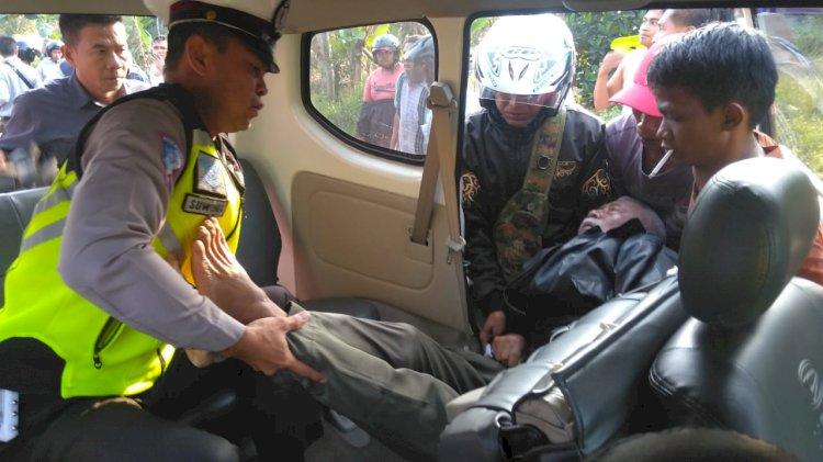 Bukitbaling Rawan Kecelakaan, Tiga Nyawa Meregang di Jalan