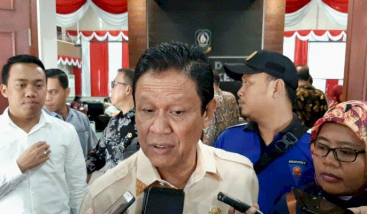 Isdianto Belum Bisa Temui Gubernur Kepri di Rutan KPK
