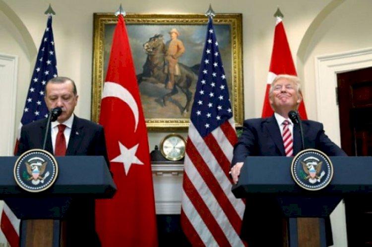 Trump: AS Belum Mau Jatuhkan Sanksi Bagi Turki