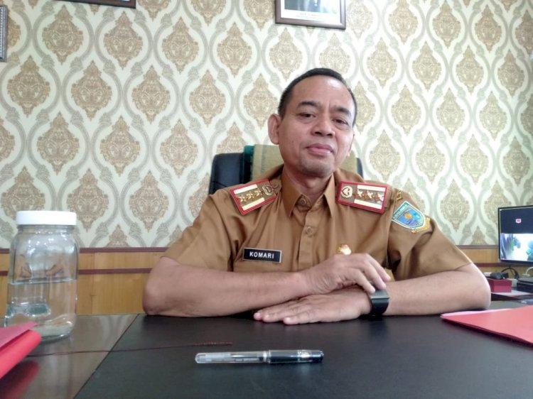 Pemkot Jambi Gunakan DAK Rp1,3 Miliar Tambah Fasilitas Pasar Induk