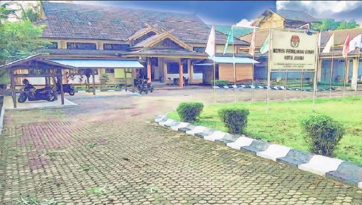 KPU Kota Jambi Masih Cari Lokasi Kantor Baru, Yatno: Nilai Sewanya Tak Lebih Rp100 Juta