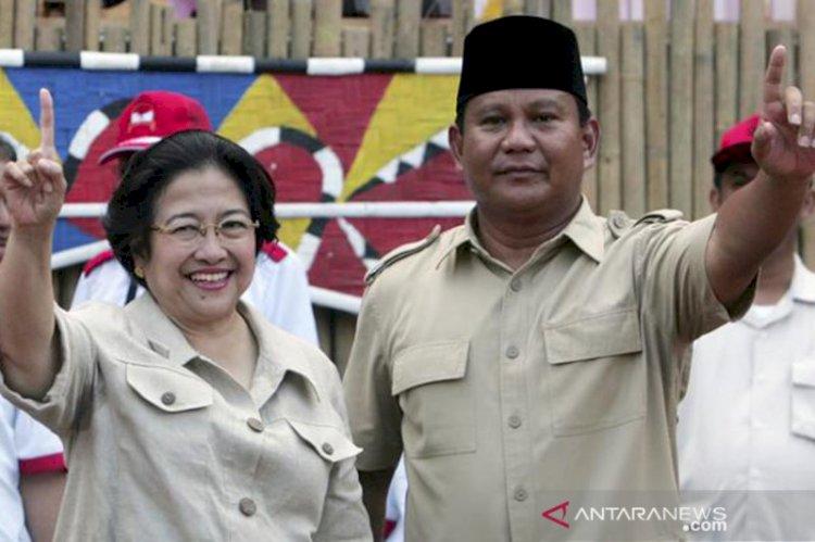 Jokowi Tak Hadiri Pertemuan Prabowo dan Megawati